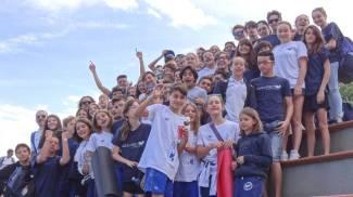 "Impresa Azzurra, seconda al ""Città di Rapallo"""