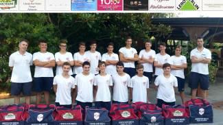 Pallanuoto Under 15, la Libertas Rari Nantes Perugia si tuffa nella storia