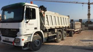 Fucecchio, ladri in cantiere rubano il camion e il gasolio