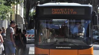 Pontedera, tagli ai bus, verso la raccolta firme