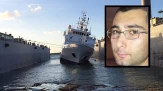 Gabriele, morto mentre lavorava sulla nave; inchiesta in corso per l'incidente della Urania; verifiche subacquee