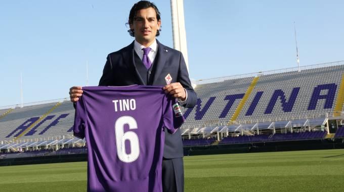 UFFICIALE, Tino Costa è viola: vestirà la numero 6