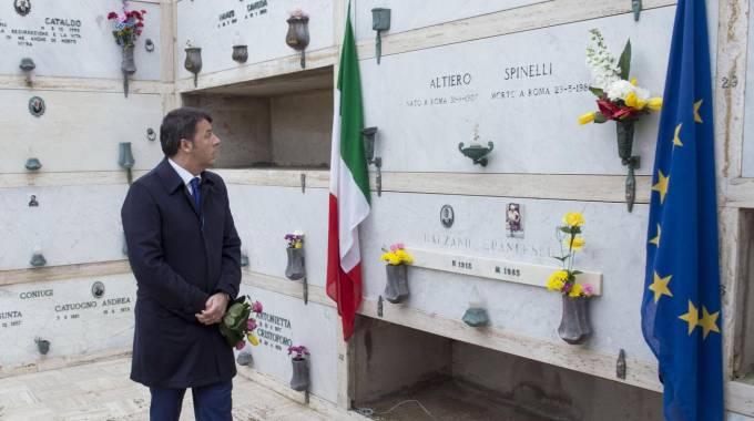 Renzi, il Napoli vince lo Scudetto. La risposta di Maurizio Sarri