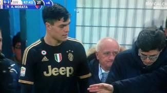 Nella Juve ha esordito Andrea Favilli, il giovanissimo talento di proprietà del Livorno