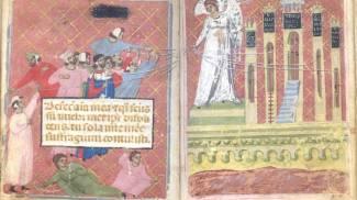 L'Officiolum di Francesco da Barberino per la prima volta a Firenze