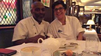 «Io, da giornalista a chef: ora lavoro  di Londra»