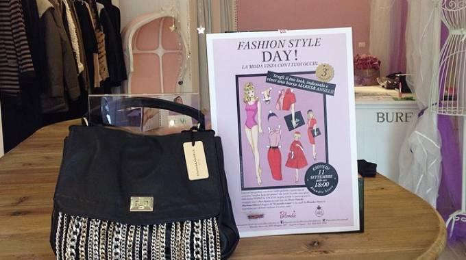"""A Lastra a Signa arriva il """"Fashion Style Day"""","""
