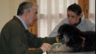 Pet therapy per alzheimer