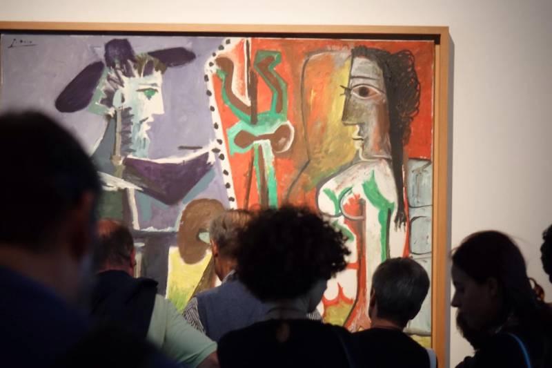 Picasso della porta accanto capolavori per tutti firenze la nazione quotidiano di - Mostra della porta ...