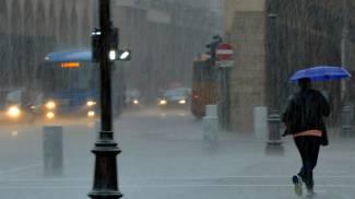 Pioggia (foto Novi)