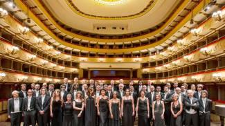 L'Orchestra nazionale Artes nel chiostro di San Domenico
