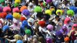 Il flashmob per Nicco