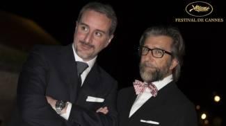 Querci e Ciampi a Cannes con il Boulevard des italiens